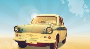 Véhicule automobile d'occasion (achat)